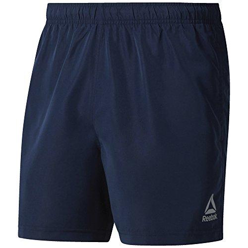Reebok BW Basic Boxershorts für Herren S Blau (Maruni)
