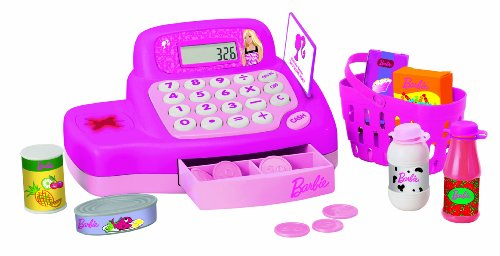 Lexibook RPB525 Kinder Spiel Kasse Barbie