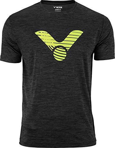 Victor T-Shirt XS Black melánge