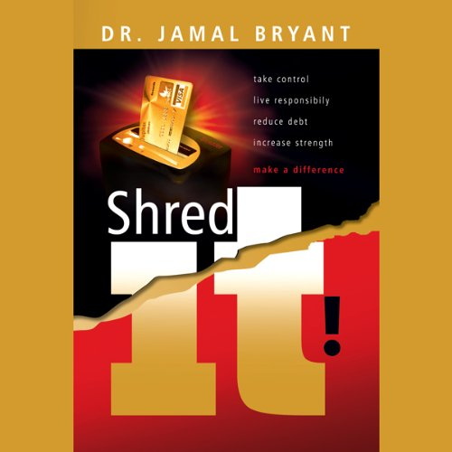 Shred it! The Series audiobook cover art