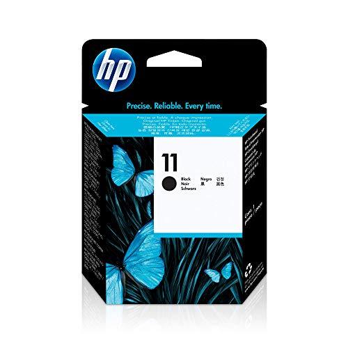 HP 11 Original Druckerpatrone (für HP Officejet Pro, HP Business Inkjet, HP Designjet) schwarz