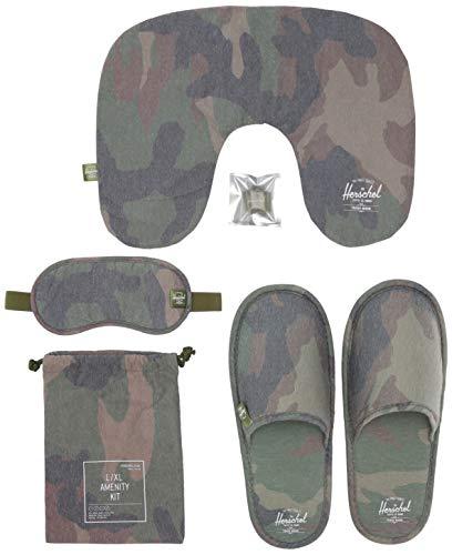 Herschel Supply Co. Amenity Kit L/XL, Woodlang/Camouflage (grün) - 10542-02507-XL