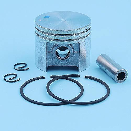 HaoYueDa 40mm pasador del pistón anillo Kit Compatible con Stihl 021 023 MS210 MS230 MS 210 230 MS230C motosierra 1123 030 2003 de reemplazo de piezas de repuesto