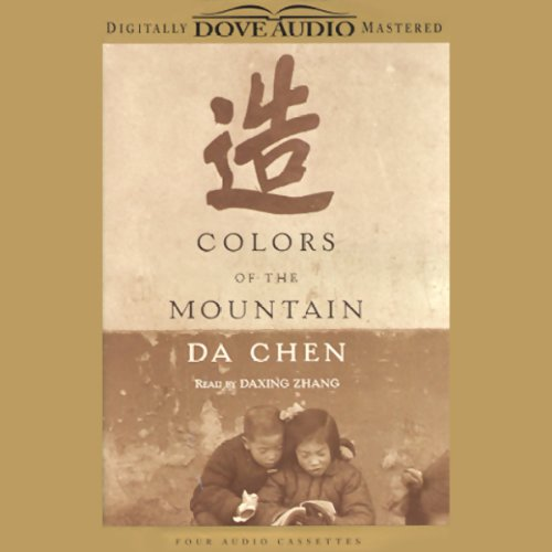 Colors of the Mountain  By  cover art