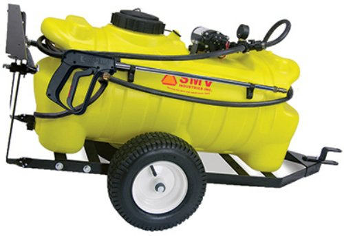 SMV Industries 25-Gallon DLX Trailer Sprayer