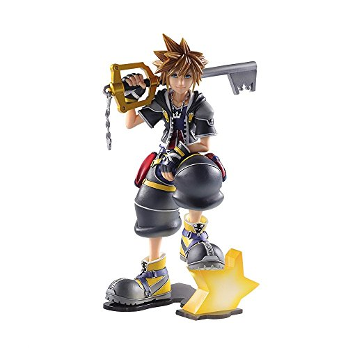 Figurine - Kingdom Hearts - Statics Art Gallery - Sora