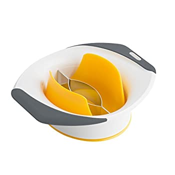 ZYLISS 3-in-1 Mango Slicer Peeler and Pit Remover Tool