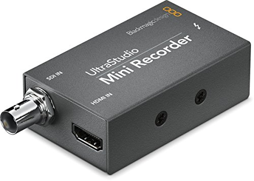 Blackmagic Ultrastudio Mini Recorder-Zubehör [BM-BDLKULSDZMINREC]