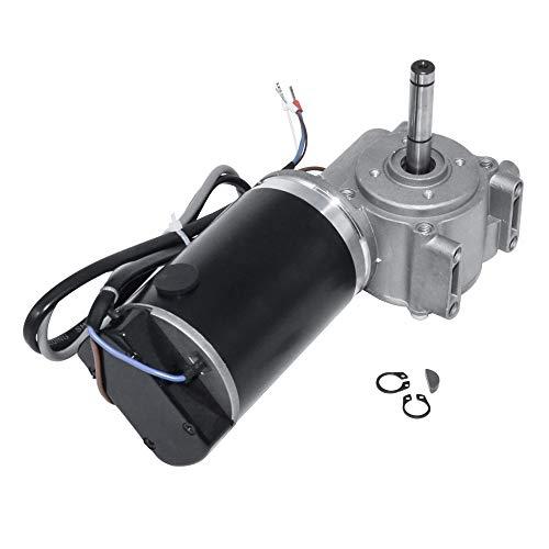 Motor eléctrico de puerta con codificador inteligente para hoteles (250 RPM, 24...