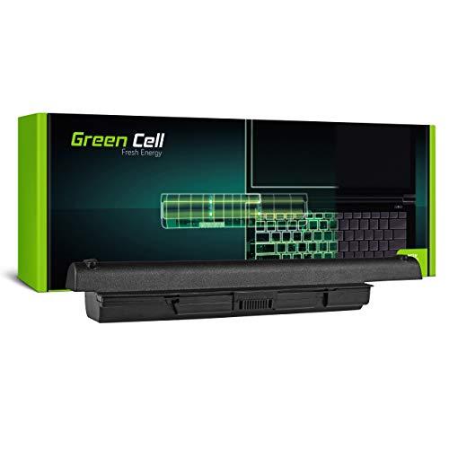 Green Cell Batería para Toshiba Satellite L505-111 L505-112 L505-119 L505-124 L505-12W L505-138 L505-139 L505-13D L505-13E L505-13N L505-14D L505-14K Portátil (6600mAh 10.8V Negro)