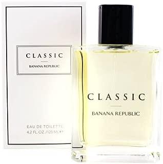 Classic By Banana Republic For Men. Eau De Toilette Spray 4.2 Oz