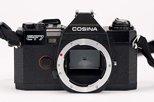 Cosina Computer CT-7 CT7 SLR Kamera Body Gehäuse Spiegelreflexkamera