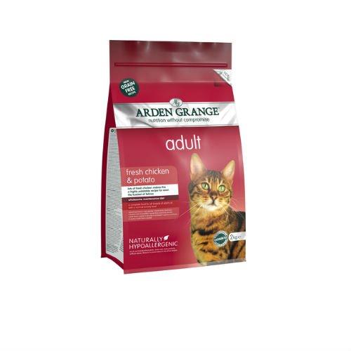 Arden Grange - Comida para gatos de 4 kg