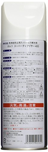 ホルツ解氷剤スーパーディアイサー400
