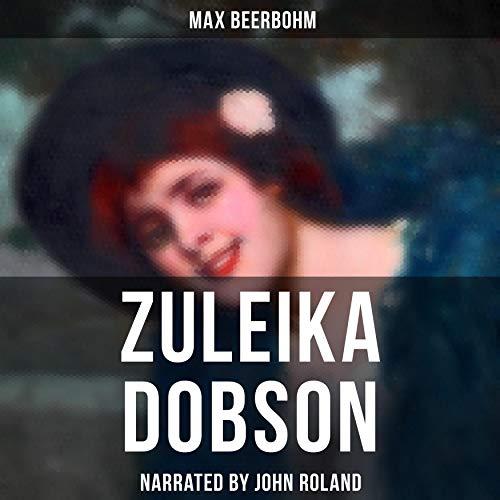 Zuleika Dobson audiobook cover art