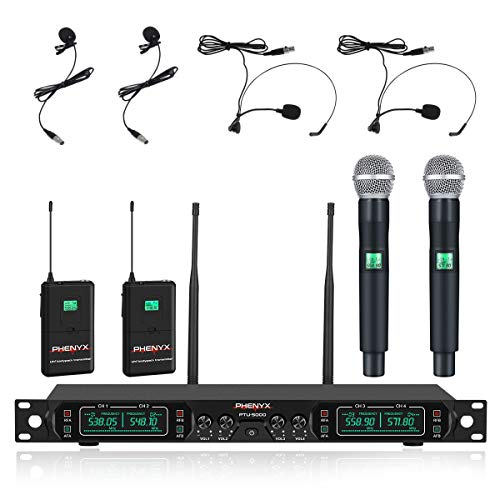 Phenyx Pro Wireless Microphone System Review