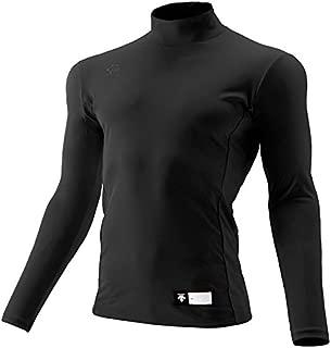 DESCENTE(デサント) 野球 アンダーシャツ ハイネック 長袖 リラックスフィットシャツ STD-750