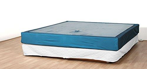 sambatu Wasserbettmatratze Wasserkern für UNO Mono Softside Wasserbett (160 x 200 cm, F2 (5 Sek.))