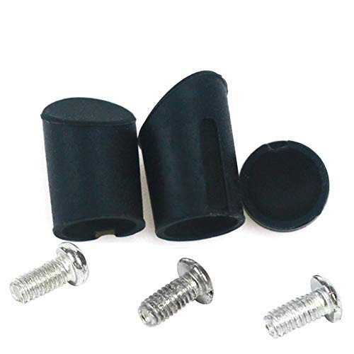 Screw Cover Rear Mudguard Rubber Cap para Xiaomi M365 Scooter eléctrico Pieza...
