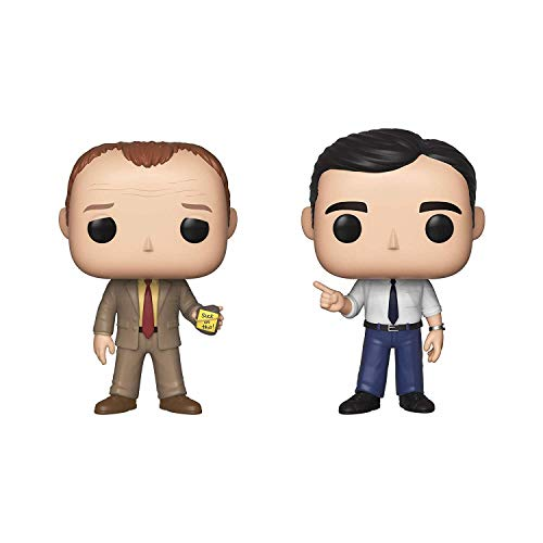 Funko Pop! TV: The Office- Toby vs Michael 2 Pack...