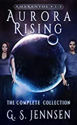 Aurora Rising: The Complete Collection (Amaranthe Collections Book 1)