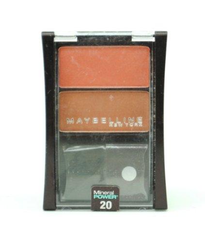 Maybelline Mineral Power Bronzing Powder Duo - 20 Fiery Sunset