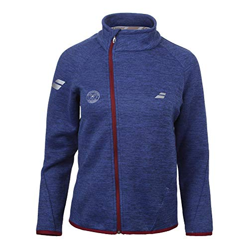 Babolat, Performance Wimbledon Trainingsjacke Damen-Blau,...