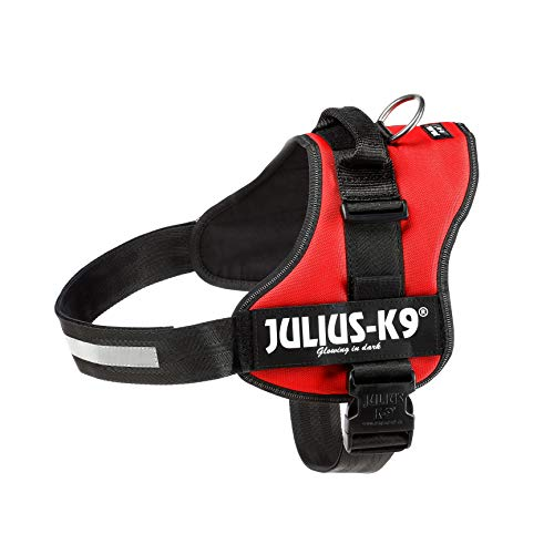 Julius K9 Powerharness, Tamaño 3, Colore rojo