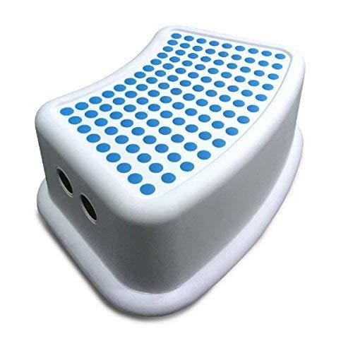 Kinderen handwas Kruk Baby stap voet Kruk Plastic Small Board antislip wc wastafel badkamer