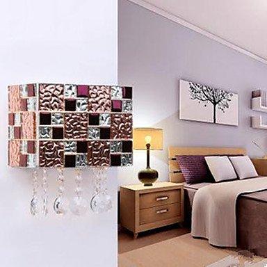 shengshi la nouvelle lampe en cristal lampe murale hôtel de chambre haut de gamme, 110-120v