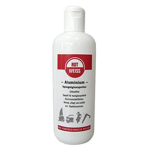 Rotweiss 5555 Aluminiumpolitur