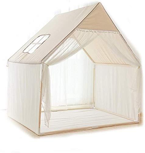 YWAWJ Pieghevole Portatile Indoor Parco divertimenti Tenda Tenda for Bambini della Prima Infanzia Studio Utilizzato in Kindergarten Quick Fold Assemblare Family Game rsize: 138 * 98 * 135 Centimetri