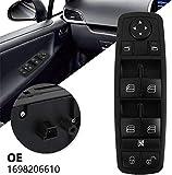 A1698206610 Interrupteur lève-vitre pour Mercedes Classe A B GL ML R W245 B-Classe W169 A-Classe 1698206610