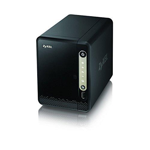 Zyxel NAS326 Persönlicher Cloud-Speicher für Zuhause, mit Fernzugriff und Media Streaming