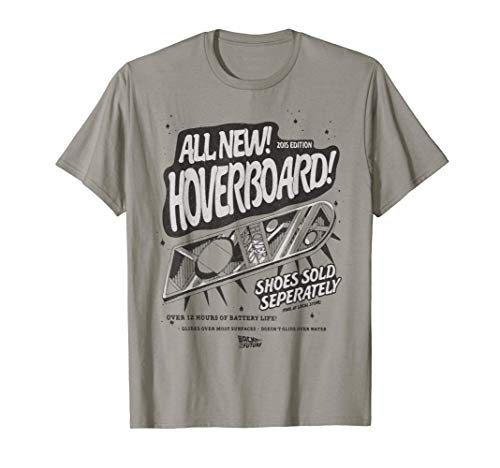 Back To The Future All New Hoverboard Flyer T-Shirt