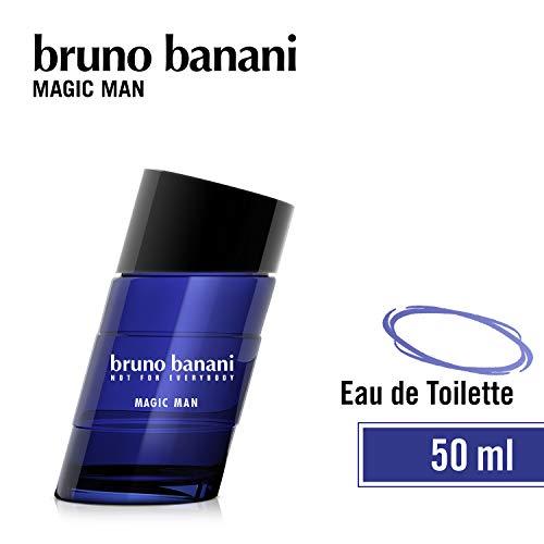 Bruno Banani - Eau de Toilette Magic Man Not For Everybody - Profumo Uomo - 50 ml