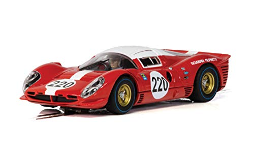 Scalextric- Cars-World Sport Champ/Endurance, C4163