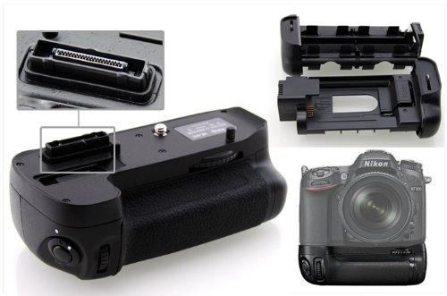OUBO Voking Impugnatura Portabatteria per Nikon D7100DSLR Fotocamera compatibili con Battery Grip MB-D15