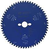 Bosch Professional Kreissägeblatt Expert für Wood (für Holz, 254 x 30 x 2,4 mm, 60 Zähne, Zubehör Kreissäge)