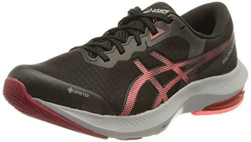 ASICS Gel-Pulse 13 G-TX, Zapatillas de Running Mujer, Black Blazing Coral, 40.5 EU