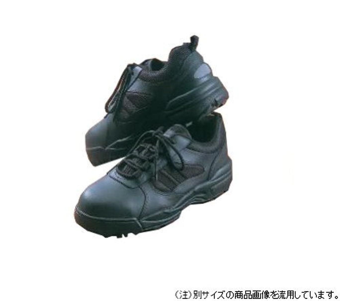 モッキンバードアンカークラッシュTOYO 安全シューズ 安全靴 (ひもタイプ) サイズ 26.0㎝ №ST-260
