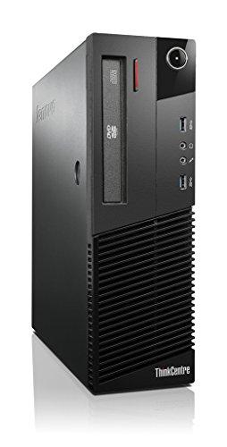 Lenovo ThinkCentre M83 3.2GHz i5-4460 SFF Negro PC - Ordenad