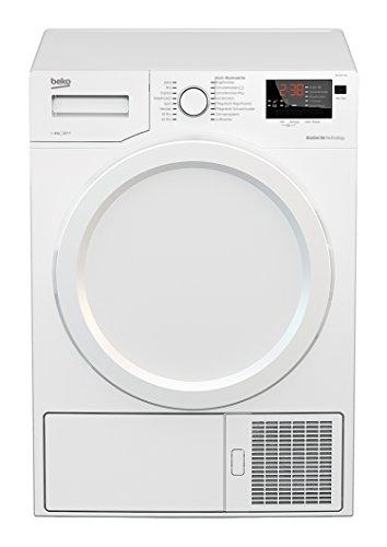 Beko DE8433PA0 Wärmepumpentrockner/A++/8kg/Express-Programm/Automatischer Knitterschutz/Flexy Sense Sensortechnologie/16 Programme
