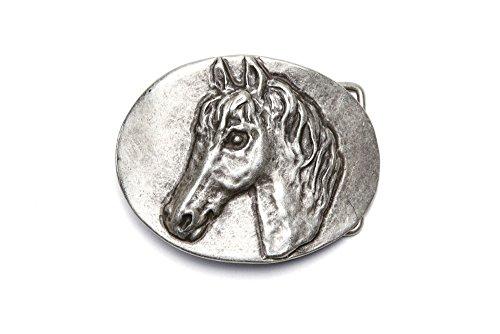 VaModa Riemgesp Riem sluiting Buckle Model 'Sweet Horse'