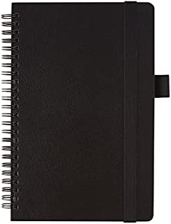 Office Depot Brand Hard Cover Premium Business Notebook, Junior, 5 1/2