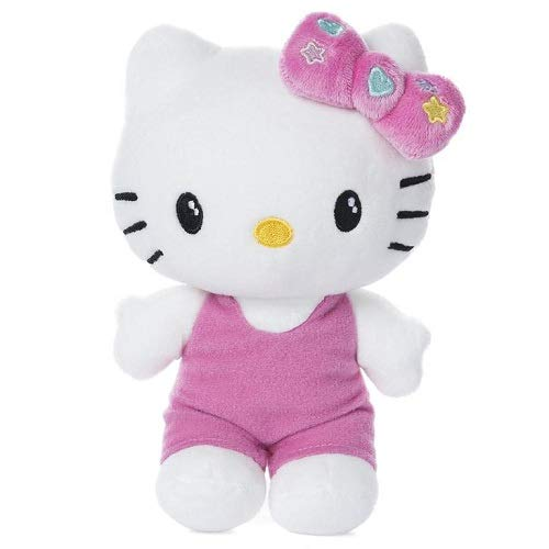 GUND - Hello Kitty Pink Outfit And Bow, 6-Inches