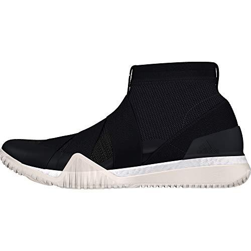 adidas Damen Pureboost X Trainer 3.0 LL Fitnessschuhe, Schwarz (Negbás/Balcri/Carbon 000), 40 2/3 EU