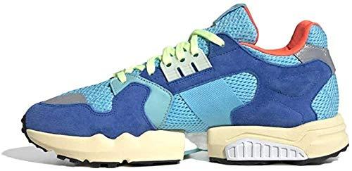 adidas Sneakers Uomo ZX Torsion EE4787 (46 - Bright Cyan-Linen Green-Blue)