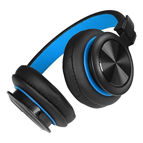 Cable de extensión de auriculares N10 Gaming Music con cable de luz para auriculares, nombre de color: negro (color: negro) ZHNGHENG (color: azul)