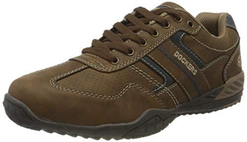 Dockers by Gerli Herren Schuhe 44bn010-650320 Sneaker, Naturt Xf6ne, 41 EU